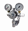OXYLITRE  Standard Regulator Twin Gauge P/Index - Oxygen 0 to 15Lpm