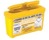 Daniels Sharpsguard¨ Yellow 1 Litre