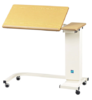 Easi-Riser Overbed Table (Tilting Top/Wheelchair Base)