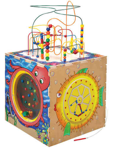 Education Essentials Sealife Play Cube