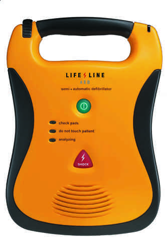 Defibtech Lifeline AED (7 year Battery Pack Option)