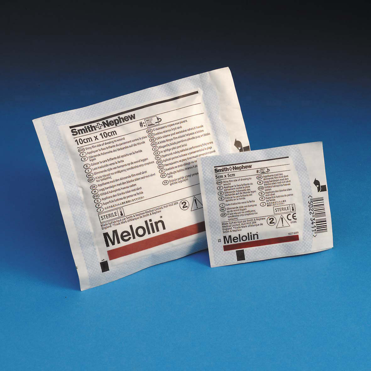 Smith Amp Nephew Melolin Dressing 5 X 5cm Single Hce