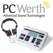 PC Werth Audiometers