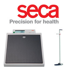 Seca Measuring Devices