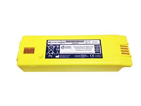 Cardiac Science Powerheart G3 IntelliSense Lithium Battery