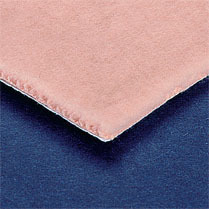 Cuxson Gerrard Fleecy Foam Hapla 5mm Bag of 4 Pieces
