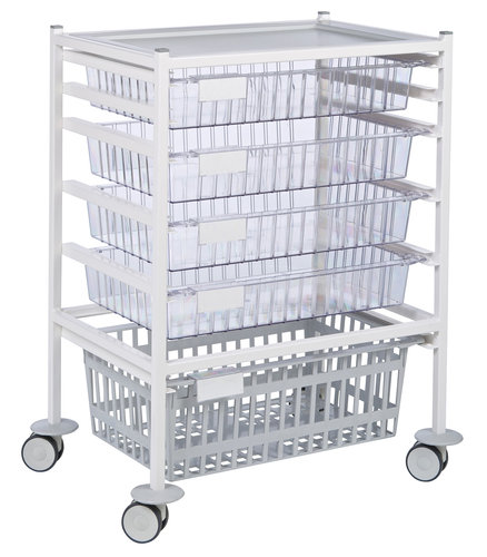 Stirling Medical  Systemd Nursing Trolley (Frame only)