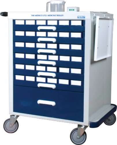 Medisco Medicine Trolley for 36 Patients