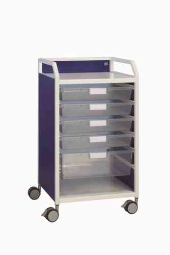 Doherty Howarth Trolley 1 - White