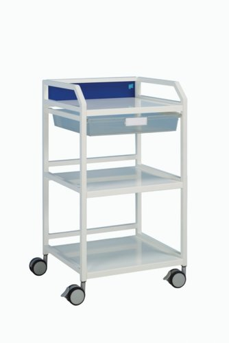 Doherty Howarth Trolley 4 - Grey