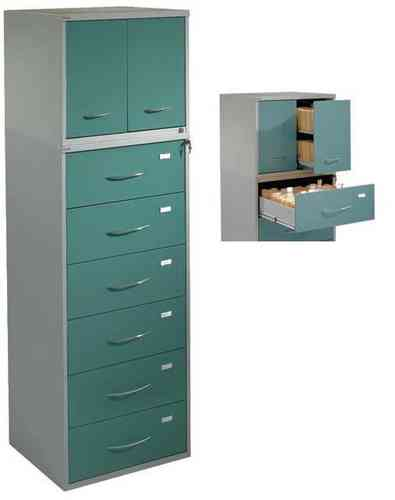 BH Amerson Upper Section - Cupboard - (Upper Section & Fitting)
