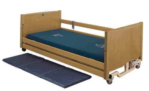 Sidhil Bradshaw Low Nursing Care Bed