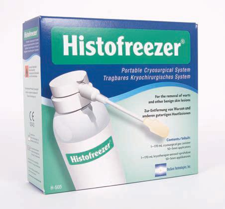 Histofreezer Small 2mm (60)