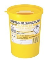 Daniels Sharpsguard Yellow 3.75 Litre (single)