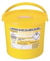 Daniels Sharpsguard Yellow 7 Litre