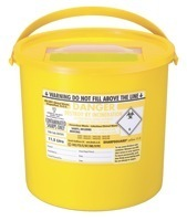 Daniels Sharpsguard Yellow 11.5 Litre