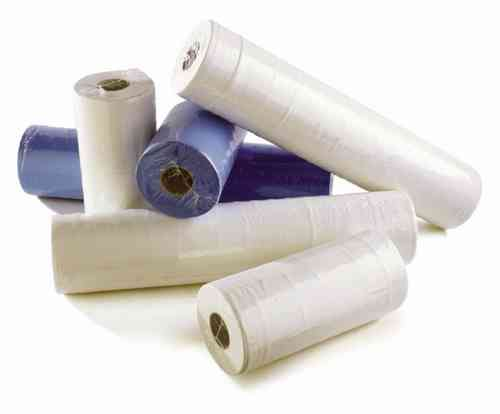 "10"" White Couch Rolls (x18)"