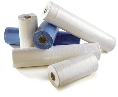 Kimberley Clark 20 inch White Couch Rolls (x6)