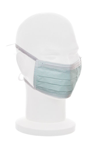 Barrier Facemasks Tie-Up (Pack of 50)