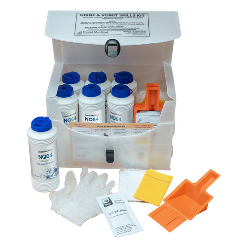 Guest Medical Urine and Vomit Spills Kits
