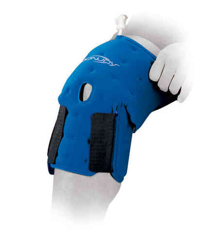 DJO Global Arcticflow Knee Wrap