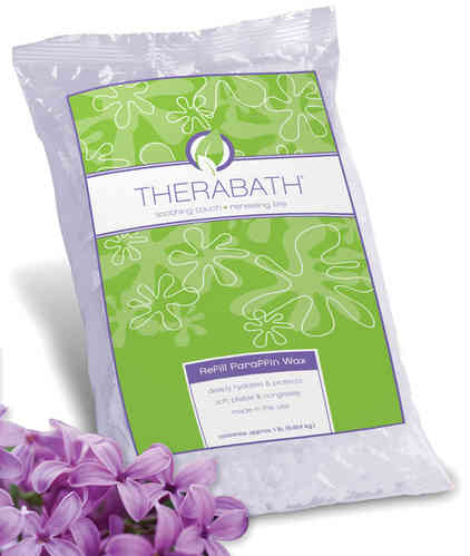 Heat Therapy Paraffin Wax Refill Therabath Pro Lavender