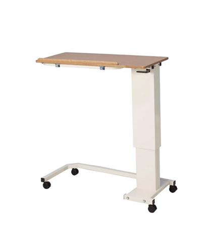 Sidhil Easi-riser Overbed Table - Wheelchair Base