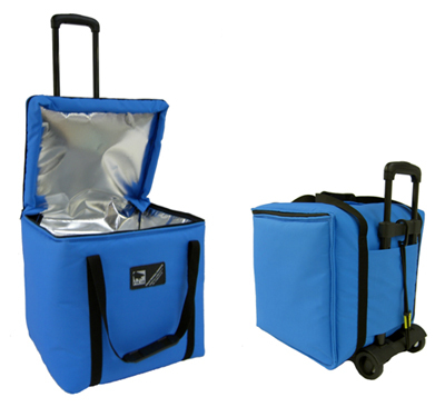 Polar 30 Litre Thermal Bag with Trolley