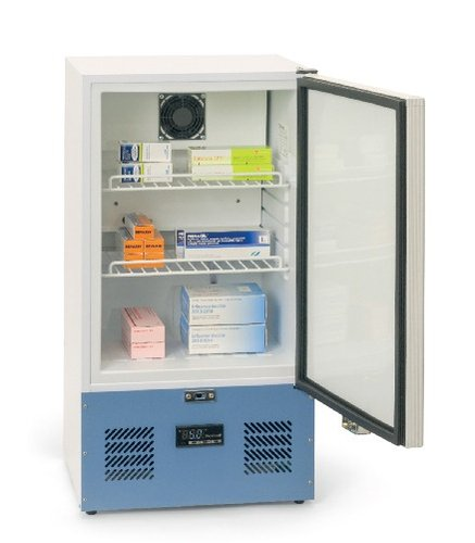 Shoreline SM45 Solid Door Pharmacy Refrigerator