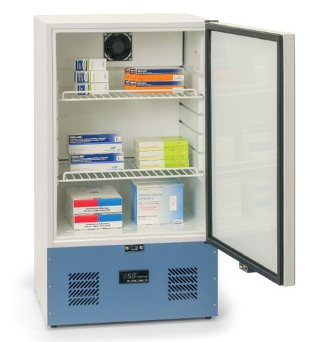Shoreline SM75 Solid Door Pharmacy Refrigerator