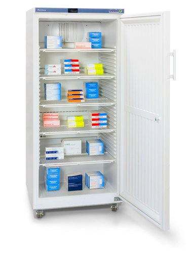 Shoreline SM544 Solid Door Pharmacy Refrigerator