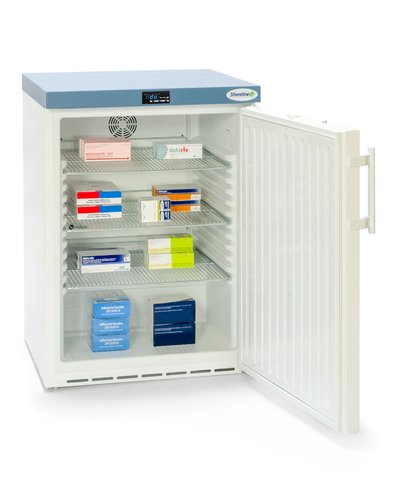Shoreline SM161 Solid Door Pharmacy Refrigerator