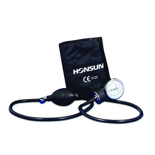 Clip On Sphygmomanometer Black