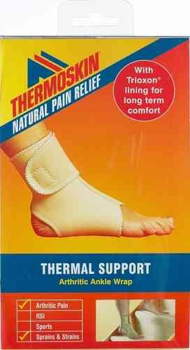 Arthritic Ankle Wrap  -  Small - 23-24cm