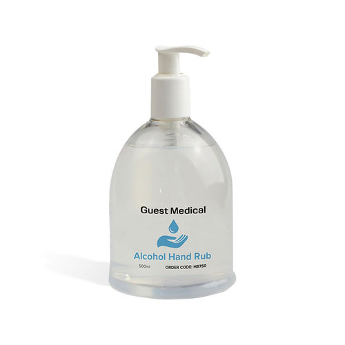Guest Medical Alcohol Hand Rub - 500ml