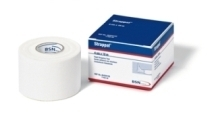 BSN Medical Strappal  Hypoallergenic Zinc Oxide Tape  -  4cm x 10m - White (24)