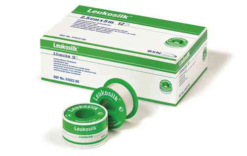 BSN Medical Leukosilk Tape 5cm x 4.6m