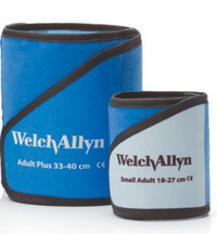 Welch Allyn ABPM 6100 Cuff Pack (1 x Small Adult & 1 x Adult Plus)