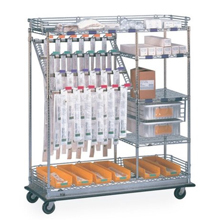 Suture/ Catheter Carts