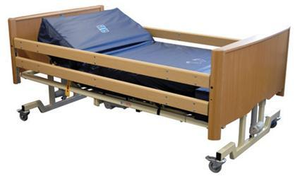 Sidhil Bradshaw Bariatric Low Nursing Care Bed