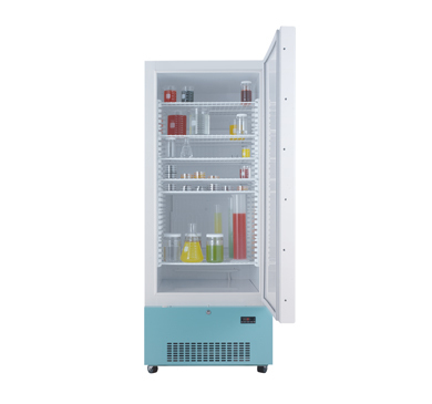 Lec Medical LR1607C Freestanding Laboratory Fridge 475L