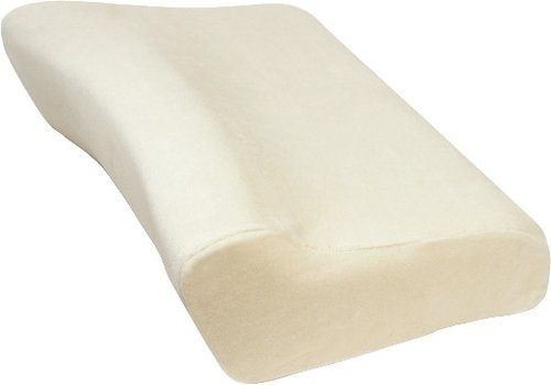 SISSEL Soft Orthopaedic Pillow inc Pillow Cover, White
