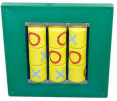 Education Essentials Tic Tac Toe Wall Panel