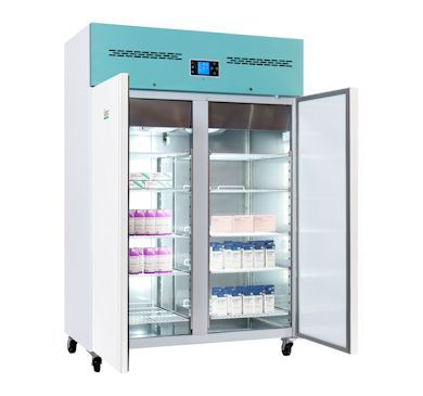 Lec Medical PSR1200UK Refrigerator 1200L