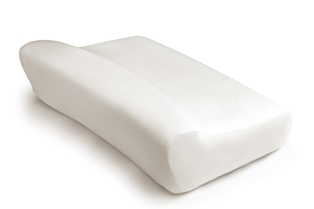 SISSEL Plus Orthopaedic Pillow with Velour Pillow Cover