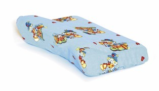 SISSEL® Bambini Orthopaedic Pillow, incl. pillow case