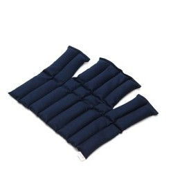 SISSEL Linum (Hot Pad) Linseed Tri-sectional Pillow - Hot & Cold Therapy