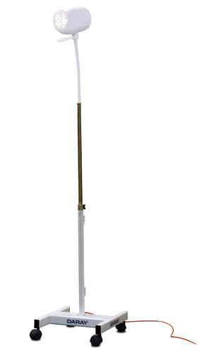 DARAY SL180 LED mobile minor procedure light (Gooseneck)