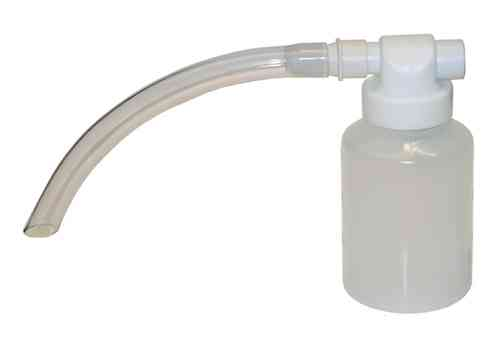 Replacement Disposable Collection Jar with Adult and Infant Catheter