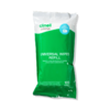 Clinell Universal Wipes - 100 Tub Refill Pack